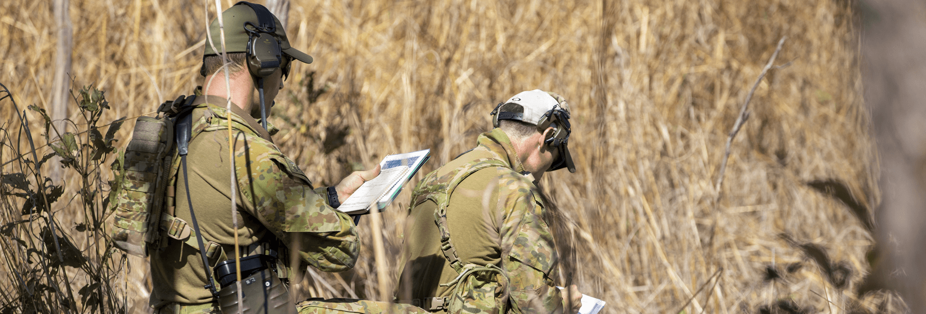 Army in the field