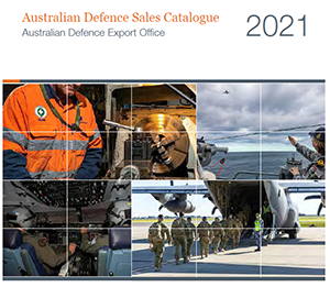 Australian Defence Sales Catalogue